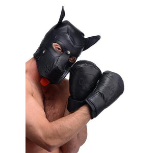 Leather Premium Puppy Play Set