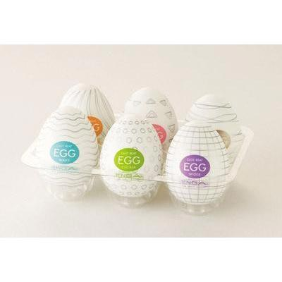 Tenga Easy Beat Egg 6 Pack