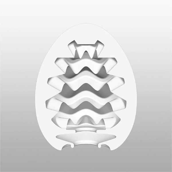 Tenga Egg Cool Wavy