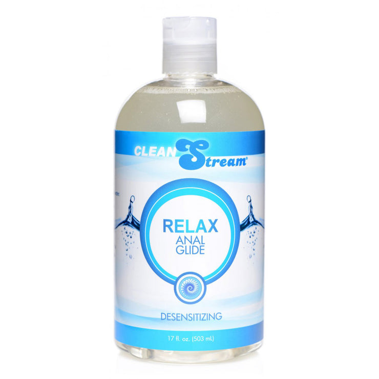 17oz Relax Desensitizing Anal Glide