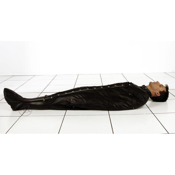 The Strict Leather Sleepsack, Leather Sleeper, Sleepsack