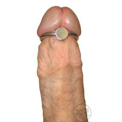 Penis Head Ring with Pressure Point, Penis Jewelry, Glans Ring, Cock Rings