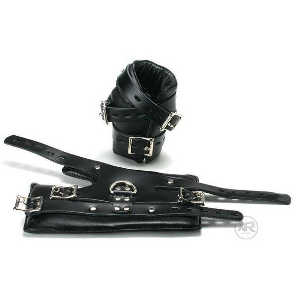 Strict Leather Premium Suspension Wrist Cuffs