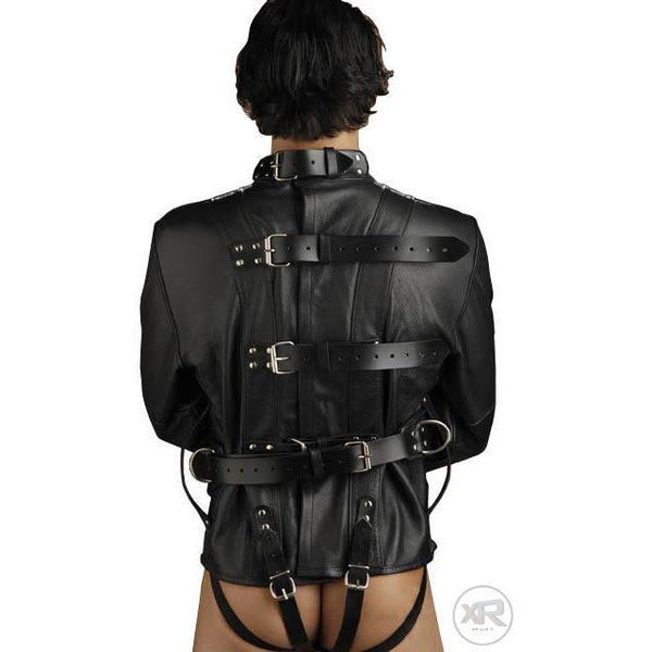 Strict Leather Premium Leather Straitjacket