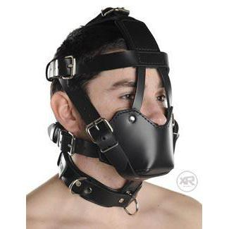Strict Leather Muzzle