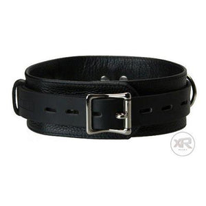 Strict Leather Deluxe Locking Collar