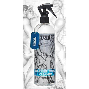 Tom of Finland Pleasure Tools Cleaner- 16 oz