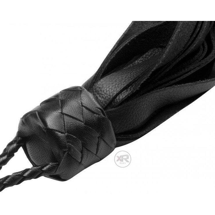 Strict Leather Black Palm Flogger