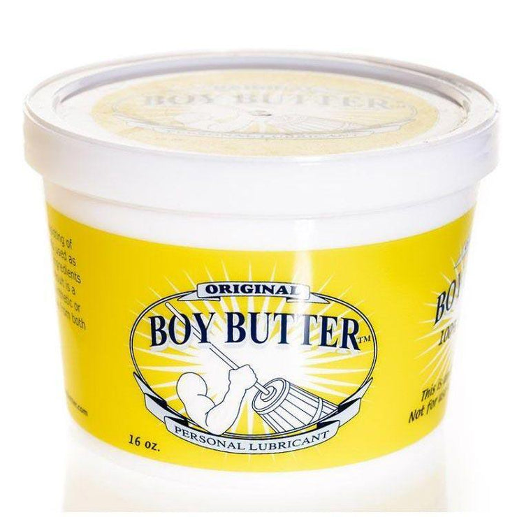 Boy Butter - Personal Lubricant