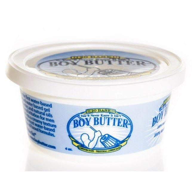 Boy Butter H20 Based Personal Lubricant