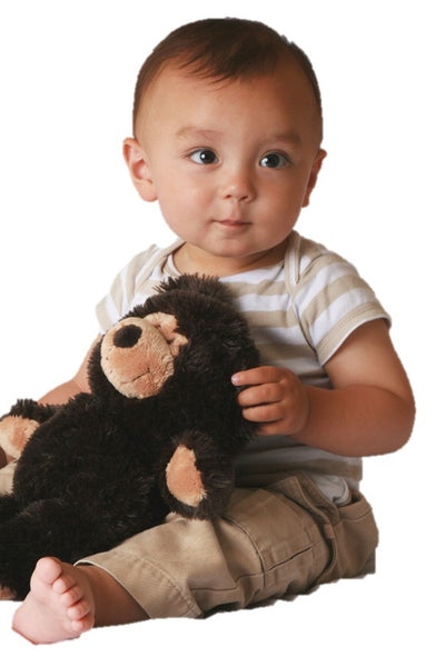 Soothe Your Child's Separation Anxiety With Warm Stuffed Animals