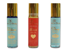 Relax, Love, Sleep essential oil aromatherapy roll-on by Warm Buddy
