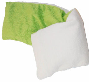 Spa Wrap Heating Pad - Kiwi Swirl