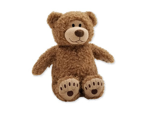 "Tan Little Buddy Beary-microwave heated teddy bear 11""- front view"