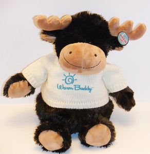 Large Warm Moosey - Large 15""