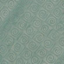 Aromatherapy Eye Pillow -Aqua Swirl Velour