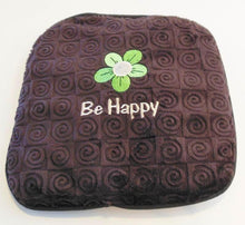 "Warming Pillow - ""Be Happy"""