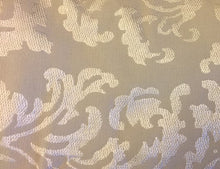 fabric square- gold damask