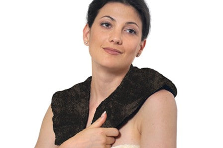 Shoulder Wrap Large Green Aromatherapy Heating Pad Amp Cold