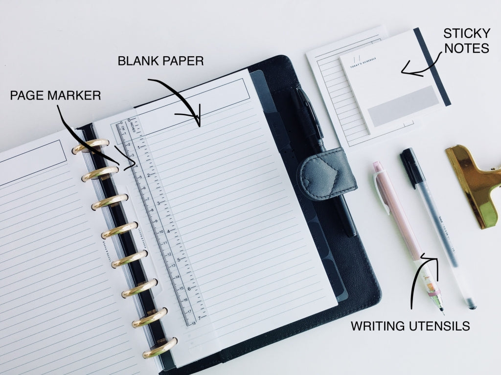 Must Have Planner Accessories