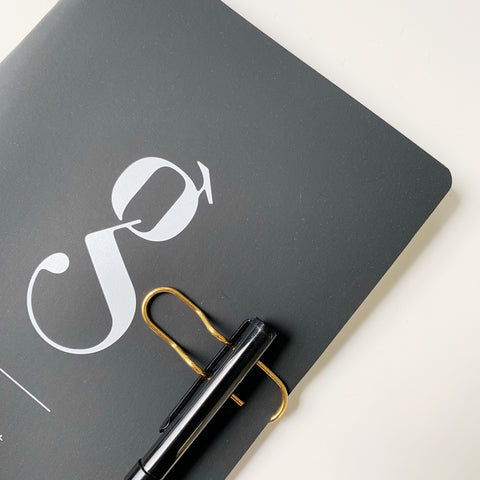 July 2019 Cloth & Paper Penspiration Unboxing pen clip