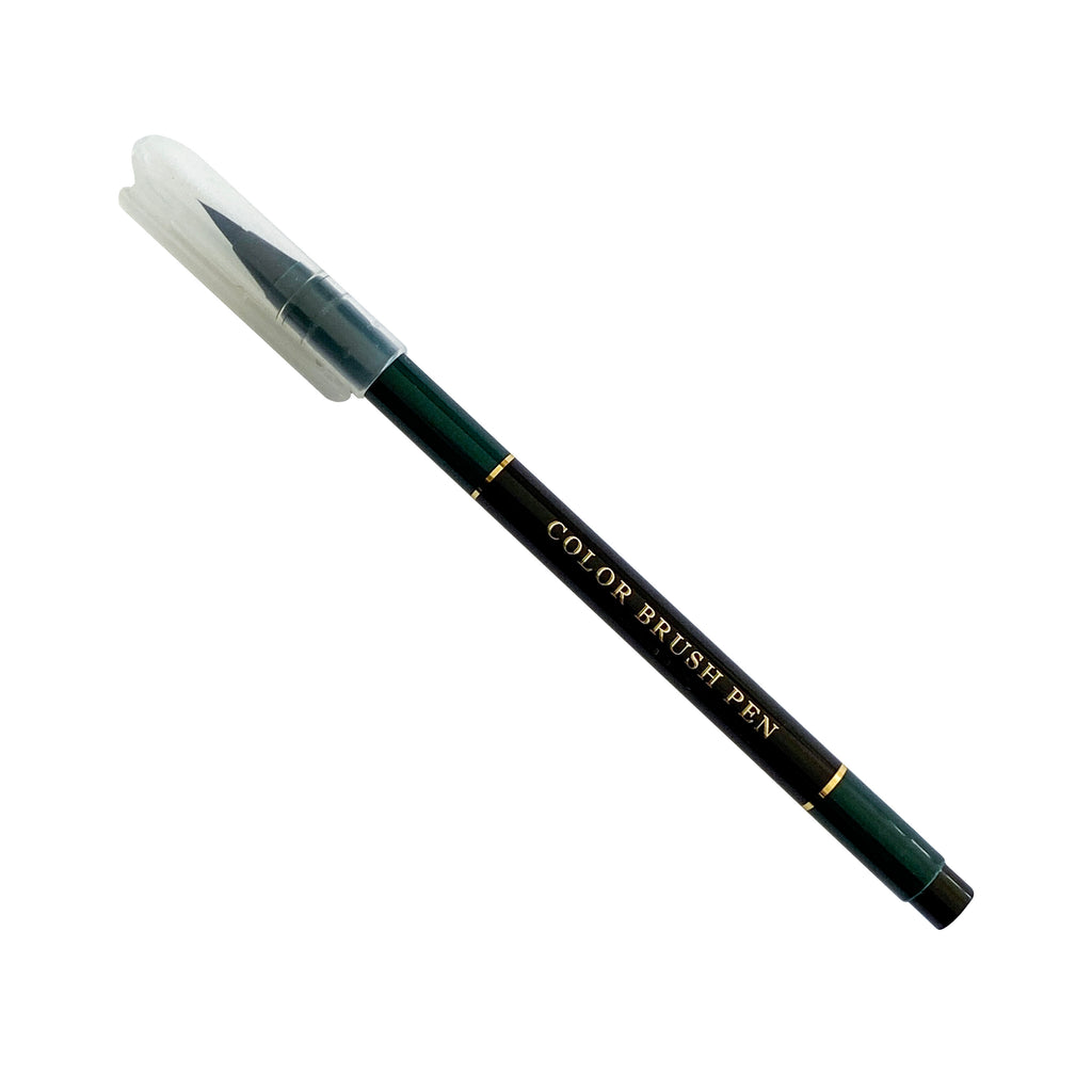 PLATINUM COLOR BRUSH PEN | BLACK