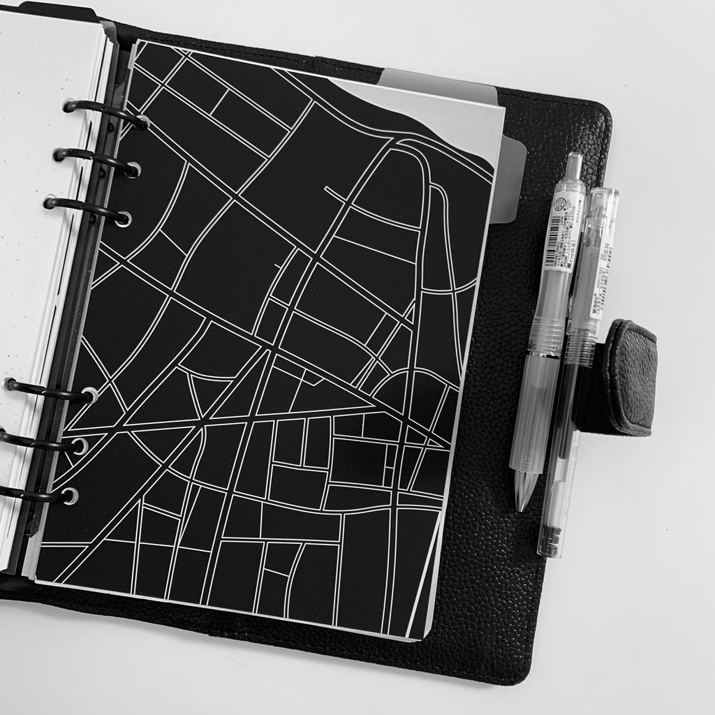 PARIS MAP PLANNER DASHBOARD