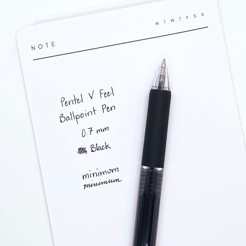 Pentel V Feel Ballpoint Pen | 0.7 mm