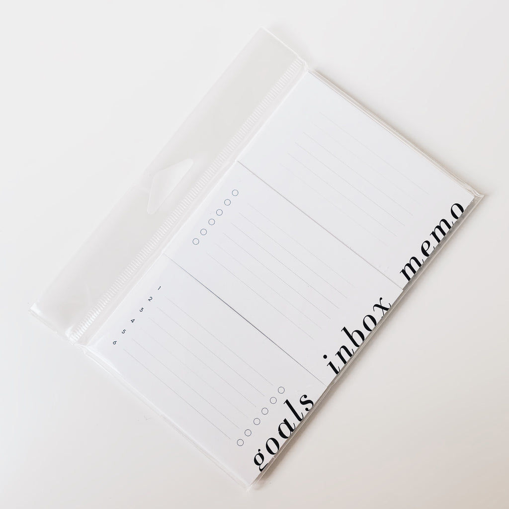 MINIMAL TASK CARD SET | VOL. ONE