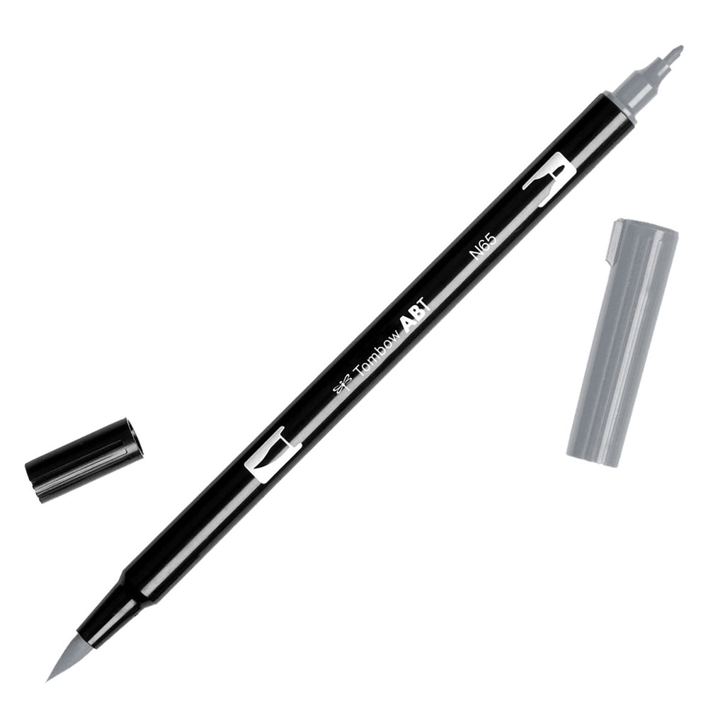 TOMBOW DUAL BRUSH ART MARKER | COOL GRAY 5