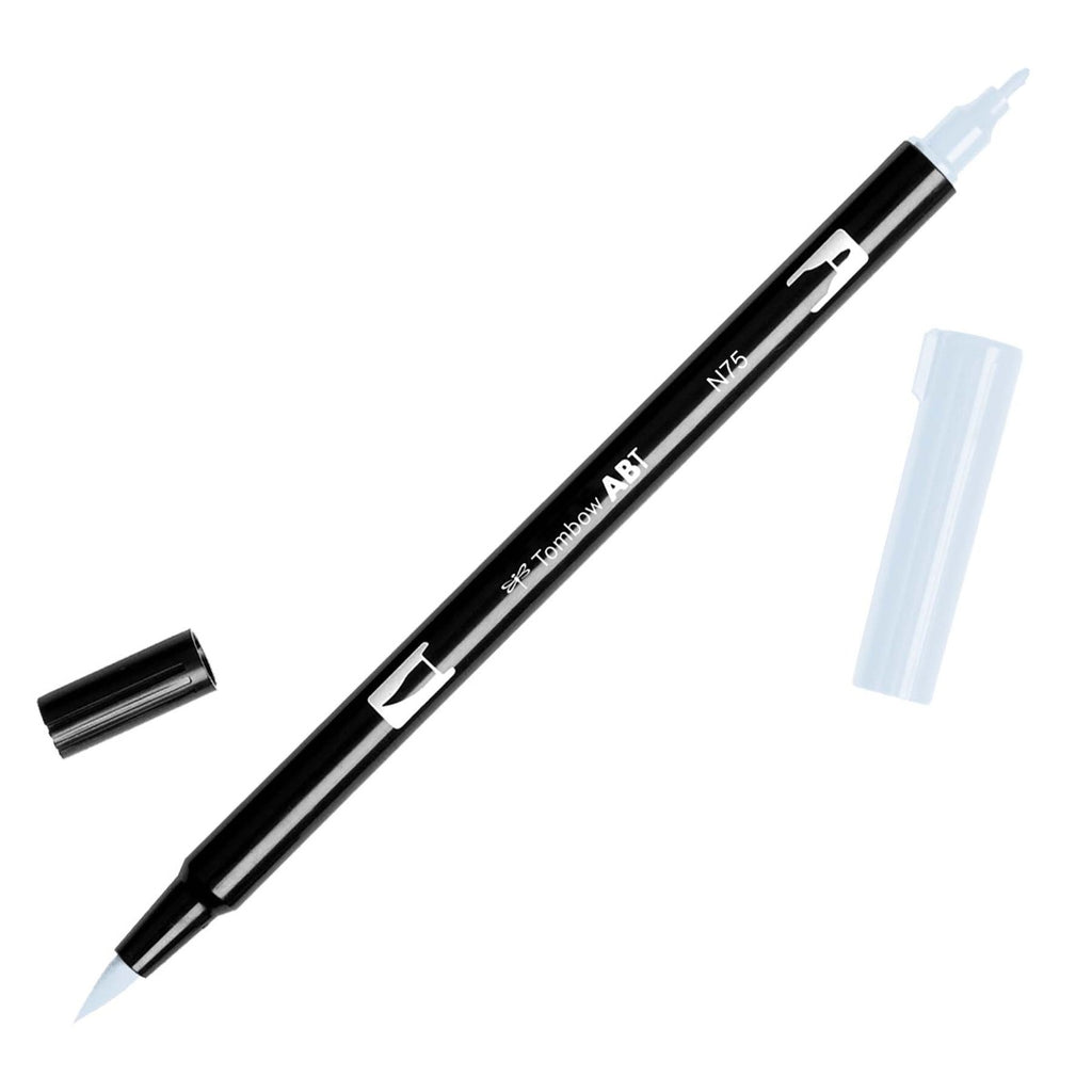TOMBOW DUAL BRUSH ART MARKER | COOL GRAY 3