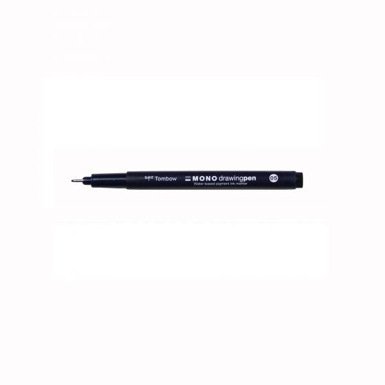 TOMBOW MONO DRAWING PEN .05