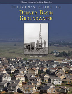 Citizen's Guide to Denver Basin Groundwater, Bundle of 10