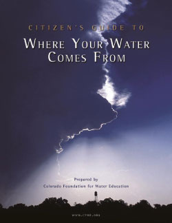 Citizen's Guide to Where Your Water Comes From, Bundle of 10
