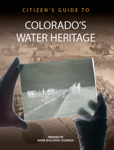 Citizen's Guide to Colorado's Water Heritage, Bundle of 10