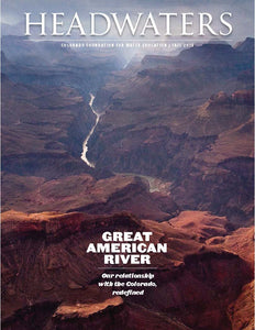 Headwaters Magazine: Colorado River Basin