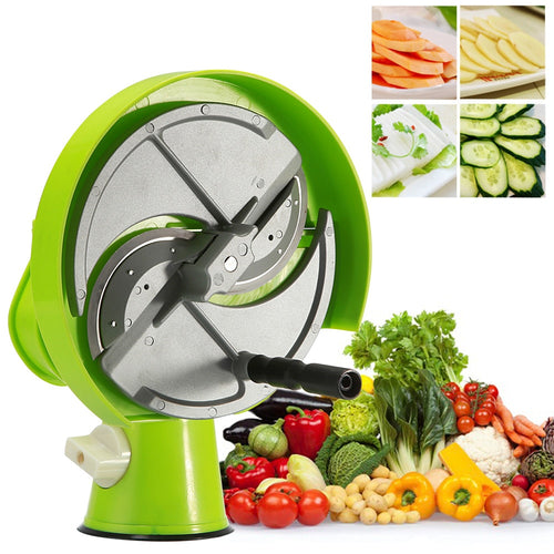 Multi-function Fruit Vegetable Slicer/Shredder