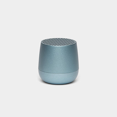Lexon Mino Bluetooth Speaker Light Blue - stilecollettivo