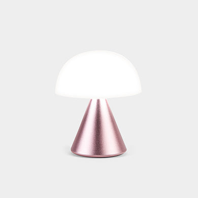 Lexon Mina Mini LED Lamp Pink - stilecollettivo