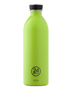 24 Bottles Urban Lime Green - stilecollettivo