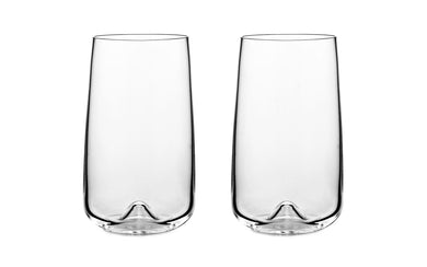 Normann Copenhagen Glasses set of 2 Long Drink - stilecollettivo