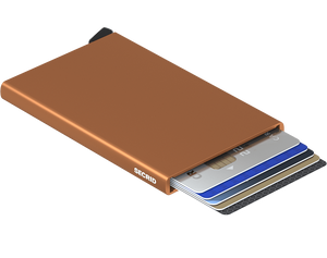 Secrid Card Protector Rust - stilecollettivo