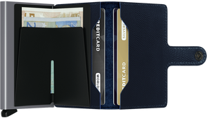 Secrid Mini Wallet Rango Blue Titanium - stilecollettivo