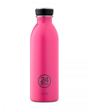 24 Bottles Urban Passion Pink - stilecollettivo