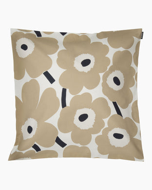 Marimekko Cushion Cover Pieni Uniikko Beige/White - stilecollettivo