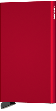 Secrid Card Protector Red - stilecollettivo