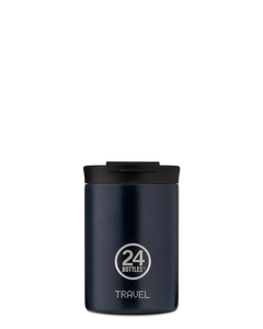 24 Bottles Travel Tumbler Deep Blue