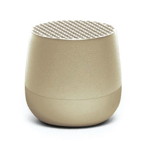 Lexon Mino Bluetooth Speaker Gold - stilecollettivo