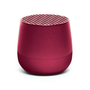 Lexon - Mino Bluetooth Speaker - Burgandy - stilecollettivo