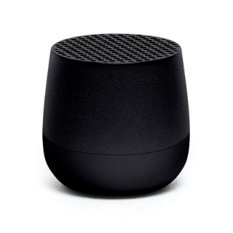 Lexon Mino Bluetooth Speaker Black - stilecollettivo